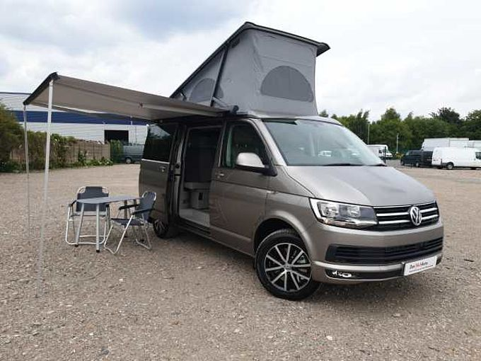 Volkswagen California Ocean 150PS DSG BMT - Big Spec