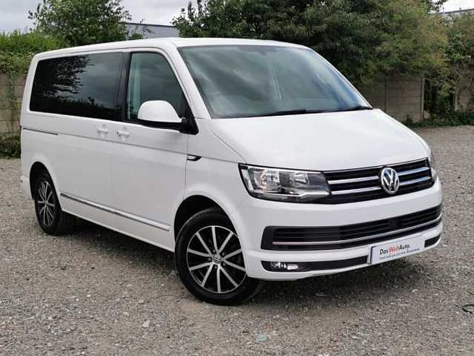 Volkswagen Caravelle Executive SWB 150 PS 2.0 TDI 7sp DSG - SAT NAV