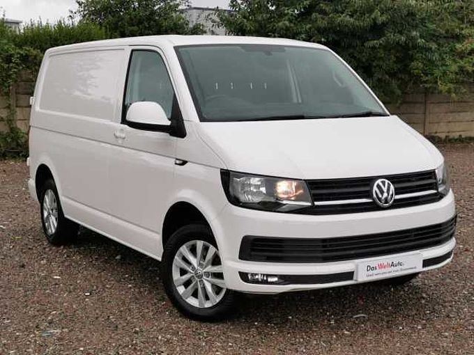 Volkswagen Transporter PV 2.0TDI (102PS) T28 Highline SWB