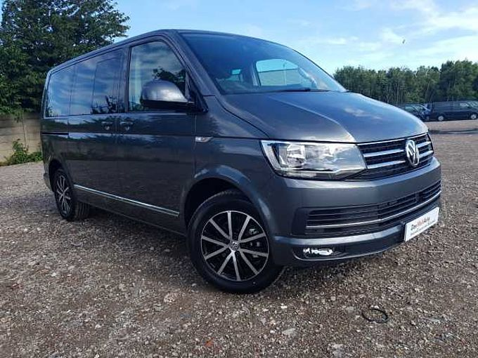 Volkswagen Caravelle Diesel Estate Caravelle Executive SWB 150 PS 2.0 TDI 7sp DSG