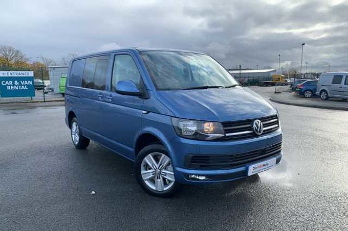 Volkswagen Transporter T32 SWB 2.0 TDI 150 Highline Kombi  DSG - FULLY LOADED