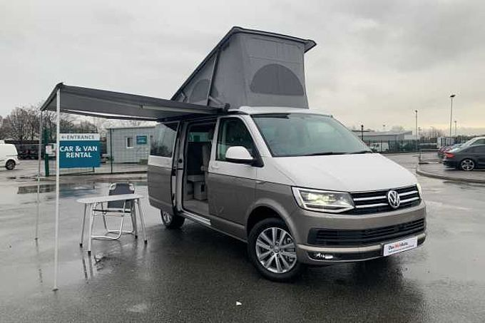 Volkswagen California Ocean 199PS BMT DSG - Big Spec California Ocean 199PS BMT DSG - Big Spec