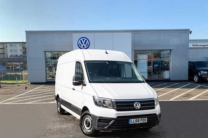 Volkswagen Crafter 2.0TDI (136PS) CR35 MWB High Roof Van