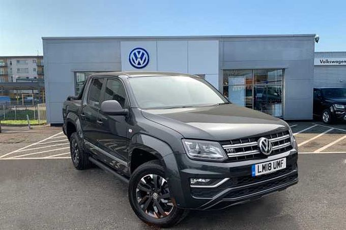 Volkswagen Amarok 3.0TDI V6 (204PS)Eu6 Dark Label 4MOTION Pu