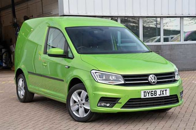 Volkswagen Caddy 2.0 TDI (150PS) C20 Highline BMT DSG