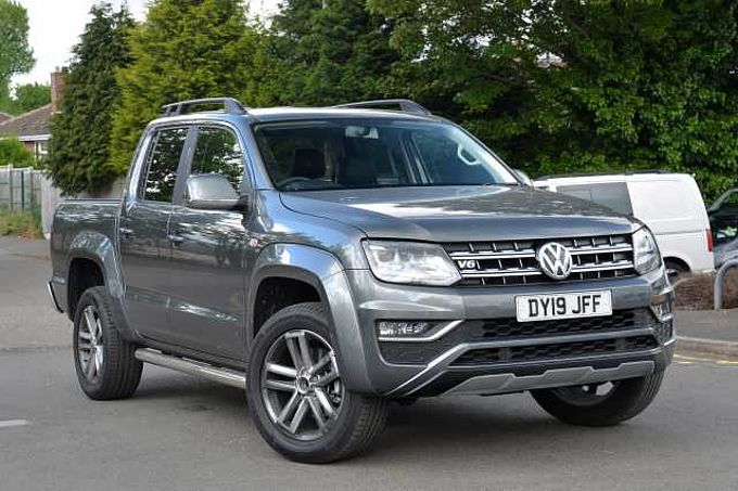 Volkswagen Amarok Highline 3.0TDI V6 258PS Highline 4M AUTO
