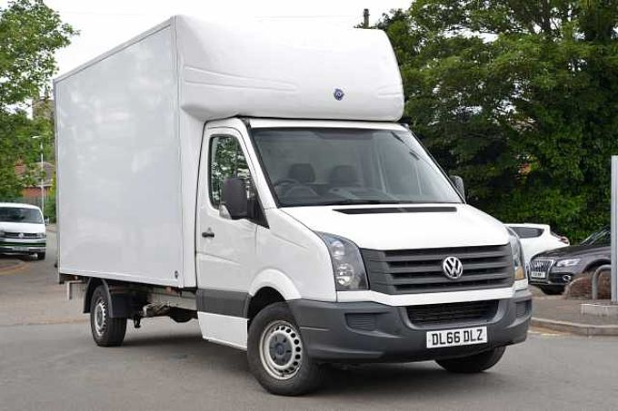 Volkswagen Crafter 2.0TDI 109PS EU6 CR35 BMT LWB LUTON TAIL LIFT