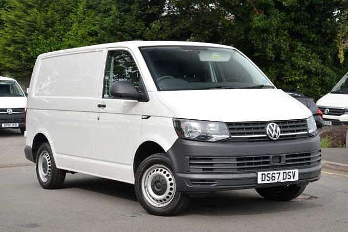 Volkswagen Transporter PV 2.0 TDI 102PS T28 Startline SWB WITH SLAM/DEADLOCKS