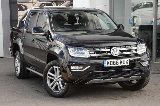 Volkswagen Amarok Highline Highline 3.0TDI V6 258PS Highline 4M PickUp