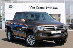 Volkswagen Amarok 2.0BiTDi (180PS) Highline+ 4MOTION Pick-Up