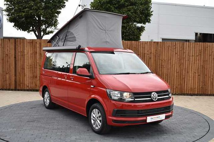 Volkswagen California Beach 2.0TDI 150PS EU6 BMT