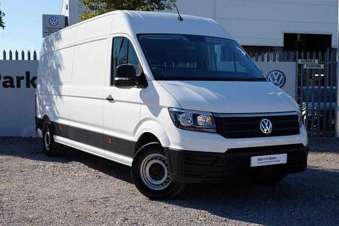 Volkswagen Crafter 2.0TDi (109PS) CR35 MWB High Roof Van
