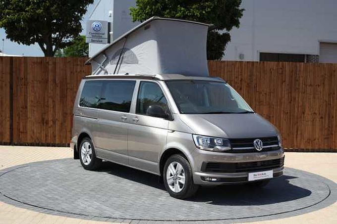 Volkswagen California 2.0 TDI BlueMotion Tech Beach 150 5dr DSG