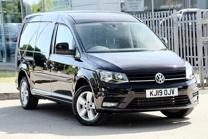 Volkswagen Caddy Maxi C20 Diesel 2.0 TDI BlueMotion Tech 150PS Highline Van Ulez Compliant  6 months lead time!!