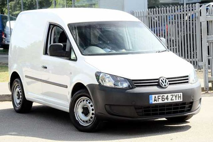 Volkswagen Caddy 1.6 TDI (102PS) C20 Startline Panel Van Super Value!!