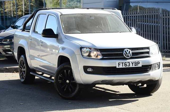 Volkswagen Amarok 2.0BiTDi (180PS) Edition 4MOTION Sel PickUp What Value!!