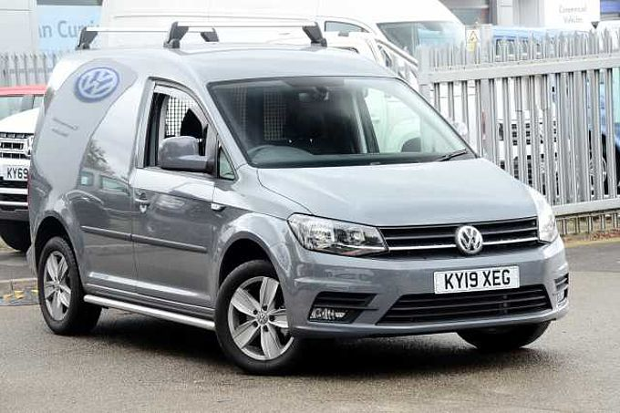 Volkswagen Caddy 2.0 TDI (150PS) C20 Highline BMT Panel Van