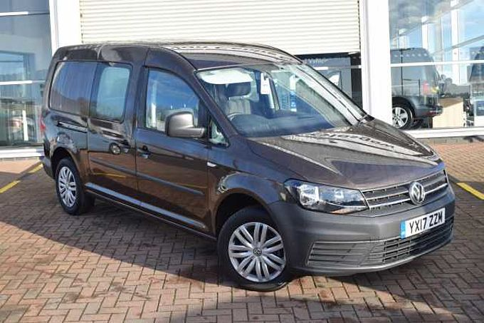 Volkswagen Caddy Maxi Kombi 2.0 TDI (102PS) C20 Panel Van