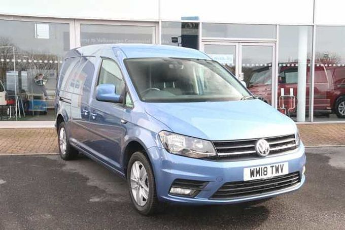 Volkswagen Caddy Maxi 1.4 TSI (125PS)(Eu6) Highline BMT PV