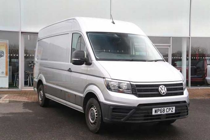 Volkswagen Crafter PV 2017 2.0TDI 140PS 4M CR35MWB Trend Bus