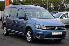 Volkswagen Caddy Maxi Life 2.0 TDI (102PS) C20 7 seats DSG