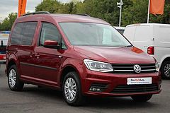 Volkswagen Caddy Life Diesel Estate 2.0 TDI 5dr