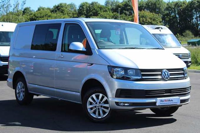 Volkswagen Transporter Kombi Highline 150PS 2.0TDI (150PS)Eu6 T30 Highline SWB