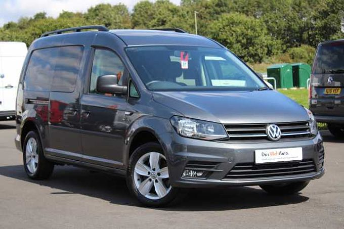 Volkswagen Caddy Maxi Window Van 2.0 TDI 102PS