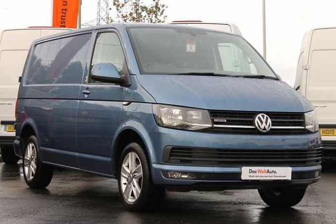 Volkswagen Transporter 4Motion  2.0 TDI 140PS T32 Highline SWB BMT