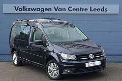 Volkswagen Caddy Maxi Life 2.0 TDI 150PS EU6 7 Seats *SAT NAV*AIR CON* REAR SENSORS*