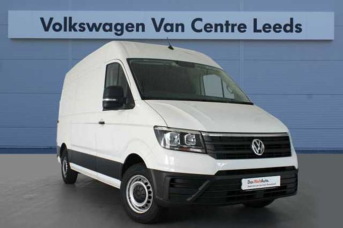 Volkswagen Crafter Cr35 Mwb Diesel 2.0 TDI 140PS Trendline High Roof Van  *APP CONNECT IPHONE/ANDRIOD/GOOGLE*