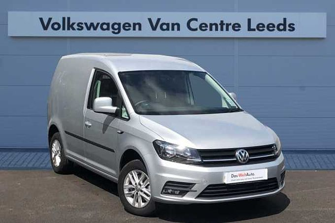 Volkswagen Caddy 2.0 TDI 102PS Highline Panel Van *NAV*