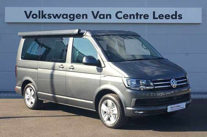 Volkswagen California Diesel Estate 2.0 TDI Ocean 199 5dr DSG *HIGH SPEC* *REVERSING CAMERA*