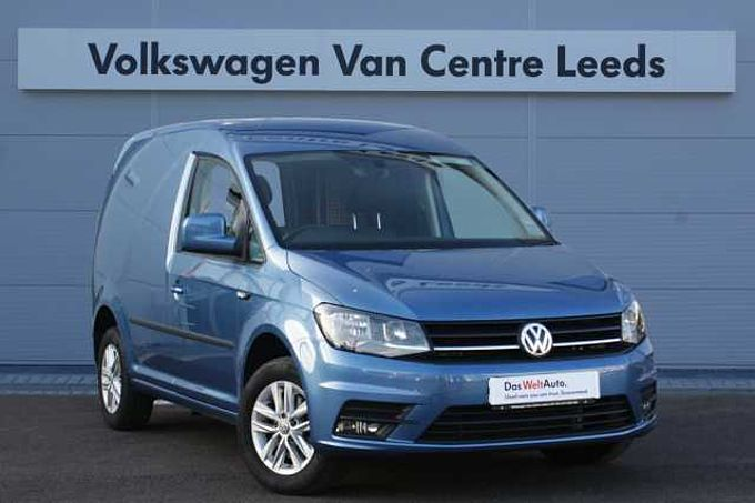Volkswagen Caddy 2.0 TDI 102PS Highline Panel Van *SAT NAV*HEATED WINDSCREEN*