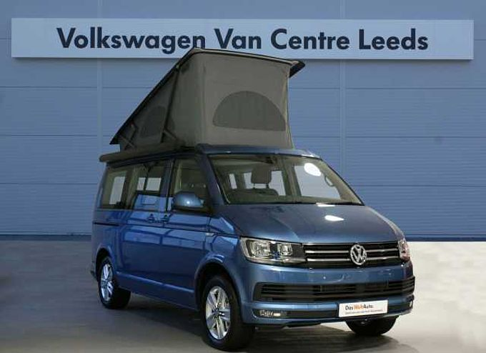 Volkswagen California Diesel Estate 2.0 TDI Ocean 204 DSG *CRUISE CONTROL*SAT NAV*REAR CAMERA*