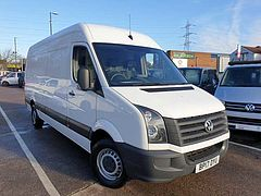 Volkswagen Crafter 2.0TDI (140PS)(EU6) CR35 BMT LWB HRV