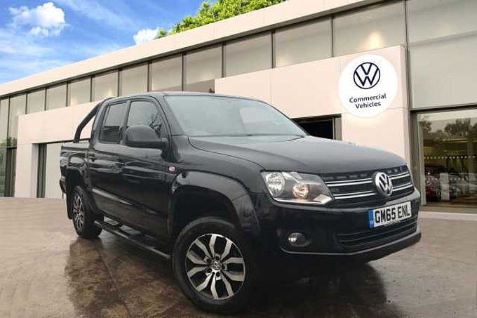 Volkswagen Amarok 2.0BiTDi (180PS) T/line 4MOTION Sel Pick Up