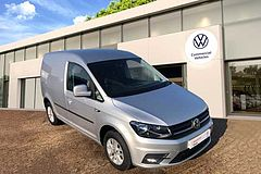 Volkswagen Caddy C20 Diesel 2.0 TDI BlueMotion Tech 102PS Highline Van Panel Van