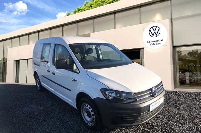 Volkswagen Caddy Maxi Kombi 2.0 TDI (102PS) 5s Panel Van