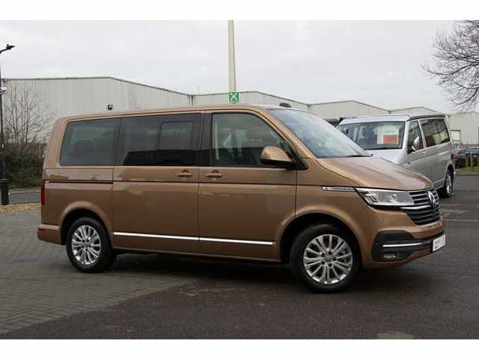 Volkswagen Caravelle Executive SWB 199 PS 2.0 TDI 7sp DSG
