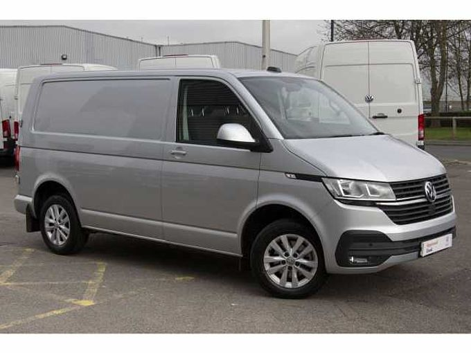 Volkswagen Transporter T30 Panel van Highline SWB 110 PS 2.0 TDI 5sp Manual