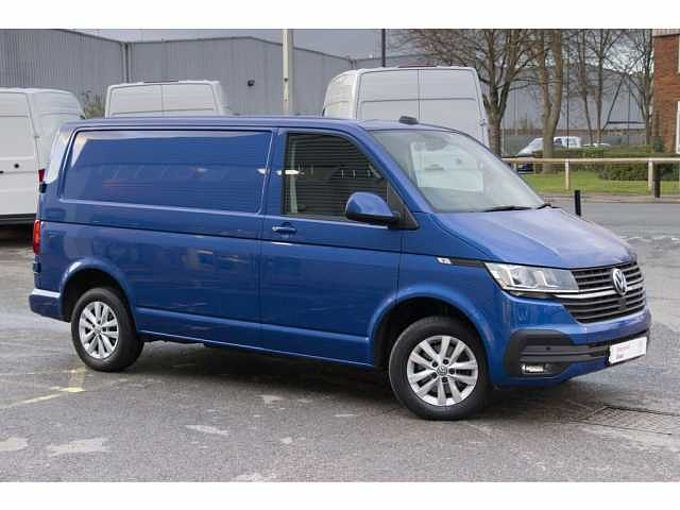 Volkswagen Transporter T28 Panel van Highline SWB 150 PS 2.0 TDI 7sp DSG