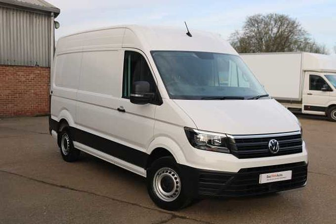 Volkswagen Crafter PV 2017 2.0TDI 140PS EU6 CR35MWB Trendline (Air Con)