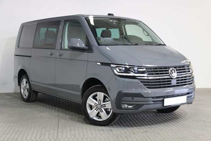 Volkswagen New Transporter T6.1 Kombi T32 Highline SWB 199 PS 2.0 TDI 7sp DSG