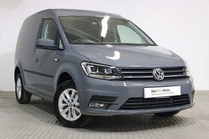 Volkswagen Caddy 2.0 TDI (102PS) C20 Highline Bi Xenon Headlamps