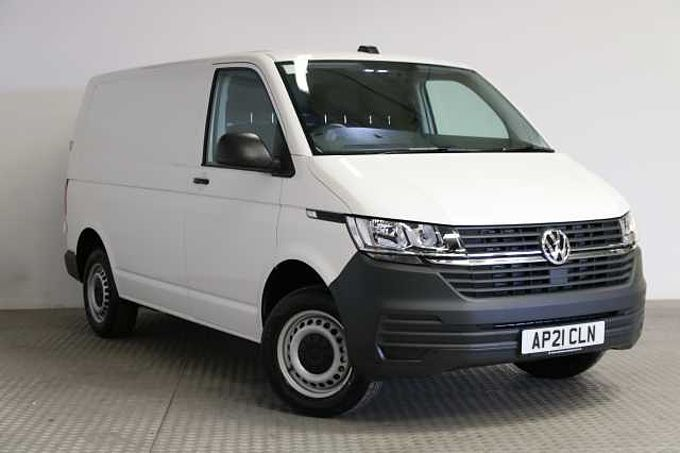 Volkswagen Transporter T28 Panel van Startline SWB 110 PS 2.0 TDI 5sp Manual [ADDED EXTRAS]