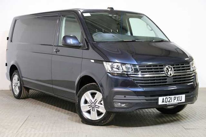 Volkswagen Transporter T32 Panel van Highline LWB 150 PS 2.0 TDI 6sp Manual [ADDED EXTRAS]