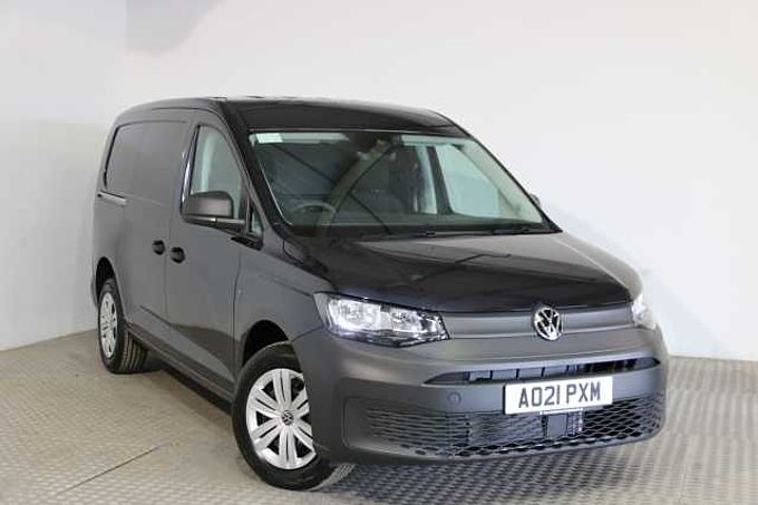 Volkswagen Caddy Cargo C20 Cargo Commerce Maxi 102 PS 2.0 TDI 6sp Manual [ADDED EXTRAS]