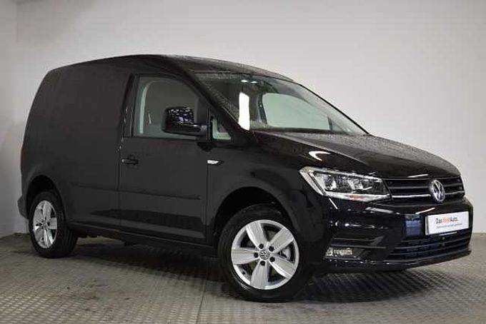 Volkswagen Caddy C20 Diesel 2.0 TDI BlueMotion Tech 150PS Highline Van (NAV)