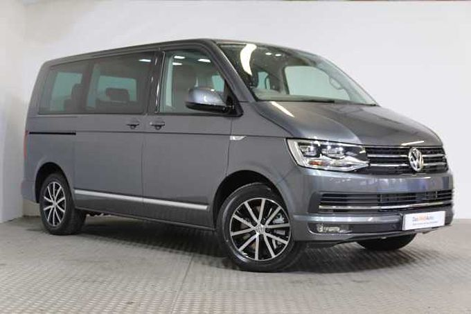 Volkswagen Caravelle Diesel Estate 2.0 TDI BlueMotion Tech 199 Executive 5dr DSG (Lots of Factory Option)